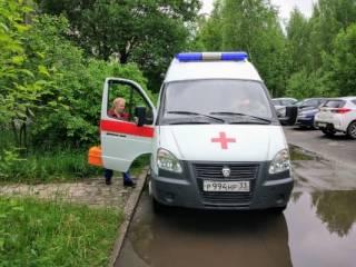 автомобиль скорой помощи больцы города радужный